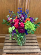 Color Crazy Bouquet