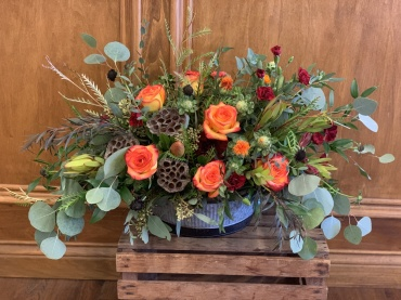 Serene Fall Arrangement