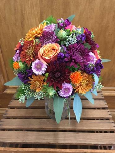 Fall Fields Bouquet