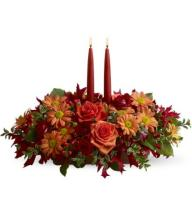 Autumn Lights Centerpiece