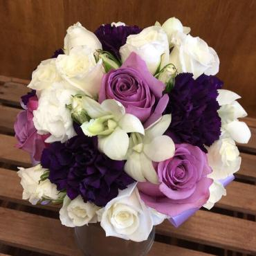 Purple Crush Bouquet