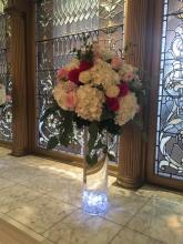 Tall Elegant Ceremony Flowers