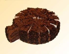 Gary\'s Endless Chocolate Cake