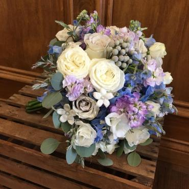 Blue & Lavender Bouquet