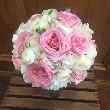 Pink Sparkle Bouquet