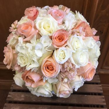 Perfectly Peach Bouquet