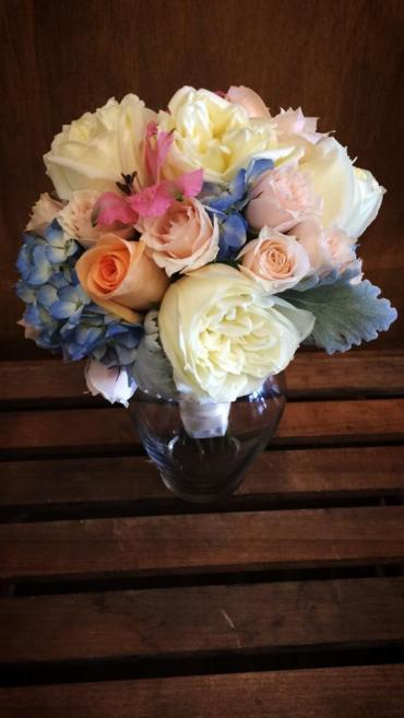 Garden Mix Bridal Bouquet