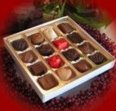 Box Belgian Chocolates
