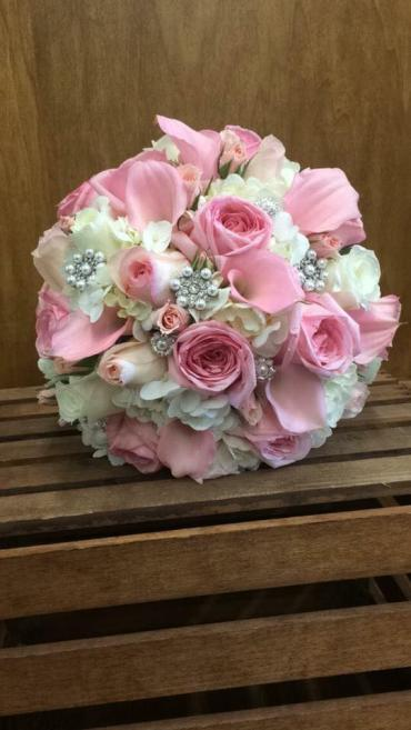 Pretty & Pink Bouquet