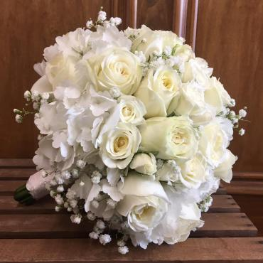 Country White Bouquet