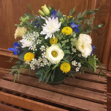 Summer Fields Centerpiece