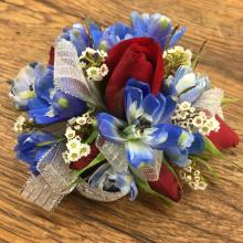 American Honey Corsage