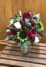 Uniquely Fall Bouquet