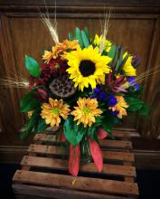 Fall Blessings Bouquet