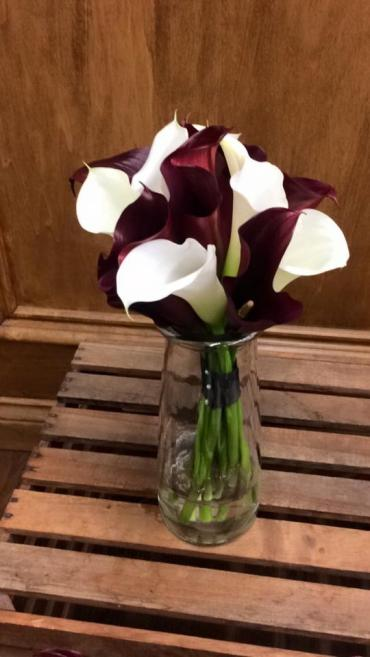 Mini Calla Mix Bouquet