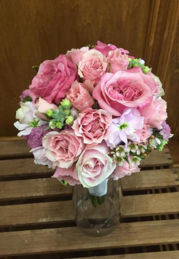 Pink Sweetness Bouquet
