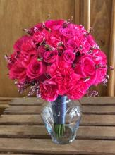 Hot Pink Mini Bouquet