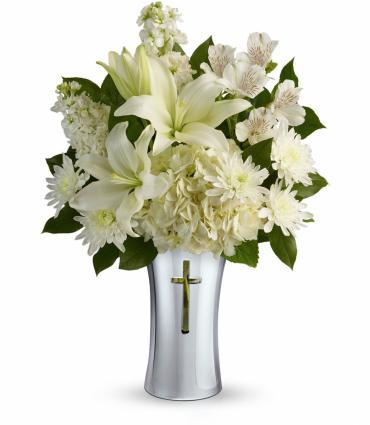 Shining Cross Bouquet