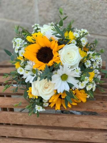 Summer Sunflowers Bouquet